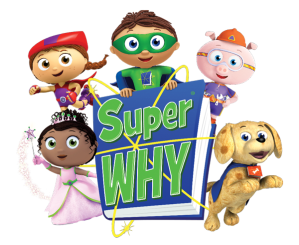 Super Why Kids Educational TV Show