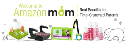 Save time and money with Amazon Mom