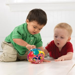 Baby Einstein Bendy Ball Toys under $10 Baby Development