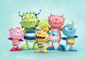 Henry Hugglemonster TV Show Kids Babies