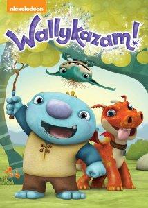 Kids babies TV show wallykazam fun cute characters