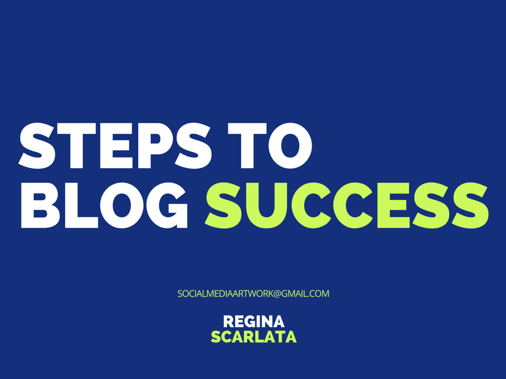 Free PDF with tips on how to have a successful blog #socialmedia #marketing #blogging